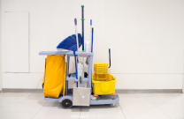 Janitorial & Building Service Package Program